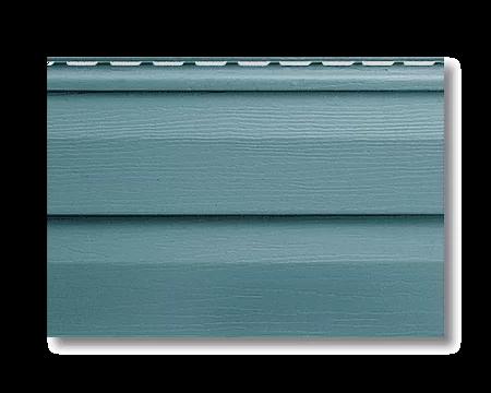 Сайдинг коллекция Alta-Siding серо-голубой