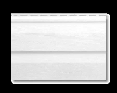 Сайдинг коллекция Alta-Siding белый
