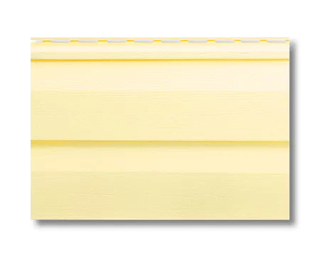 Сайдинг коллекция Alta-Siding лимонный
