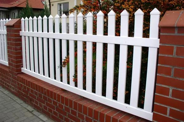 Штакетный забор «FAZENDA»