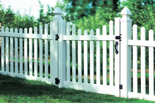 Штакетный забор «VILLA»