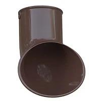 Слив трубы «Элит»коричневый, графитовый