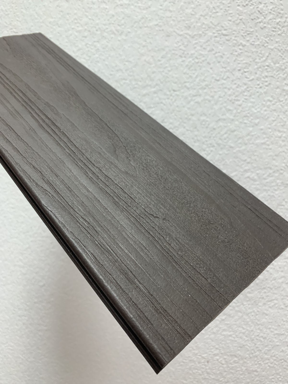 Террасная доска МАССИВ HolzDorf 138х18х2400 мм 3D
