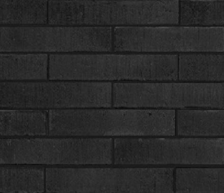 Кирпич гибкий на сетке FCR06GТM4 (лонг формат) «Чёрный»