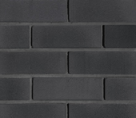 Кирпич гибкий на сетке FC05TGTM4 «Серый аспид»