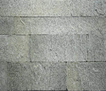 Камень гибкий на сетке FSRS0TGBM3 (бесшовный, комбинированный формат) «Серый гранит»