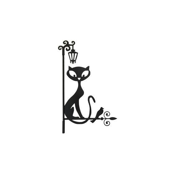 Указатель ветра Кошка