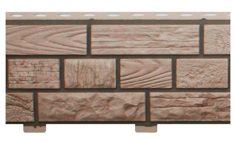 Стеновой сайдинг «Неолит» мраморный